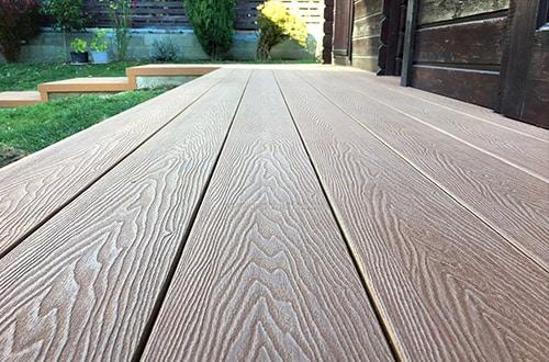 Woodgrain teraszburkolatok
