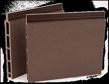 Woodgrain WPC minta szín - Tölgy