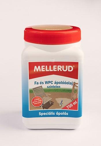 Mellerud WPC ápoló olaj 750 ml