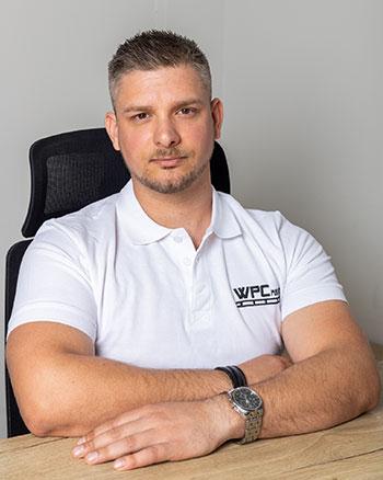 Bálint Levente - WPC kivitelező