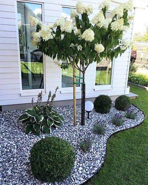 Díszkövek kert, udvar, lakás, dekoráció