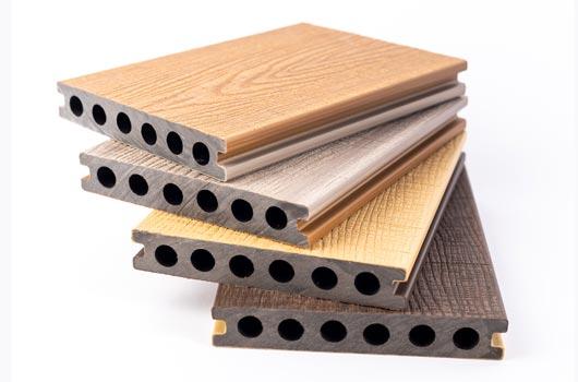 Real Wood Co-extrudált WPC teraszburkolatok